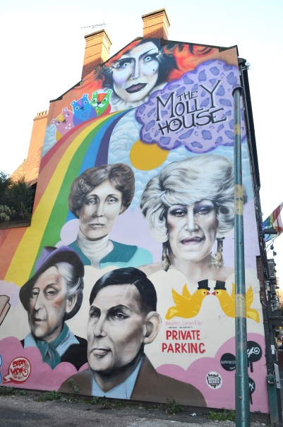 The Molly House - Gay Village