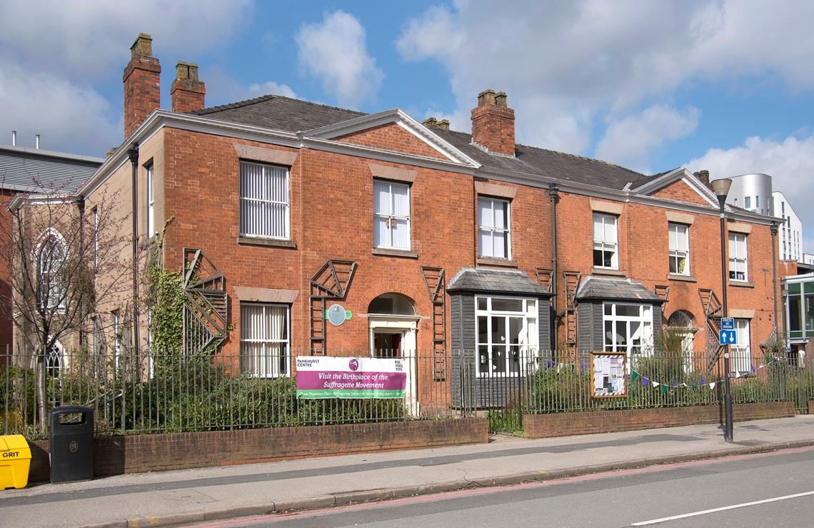Pankhurst Centre-1