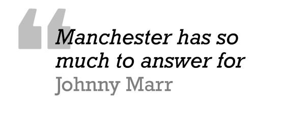 Marr Quote